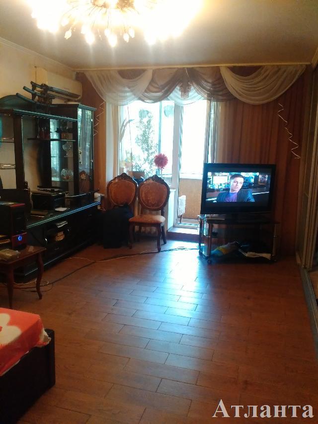 Продается 1-комнатная квартира в новострое на ул. Вишневского Ген. Пер. — 60 000 у.е.