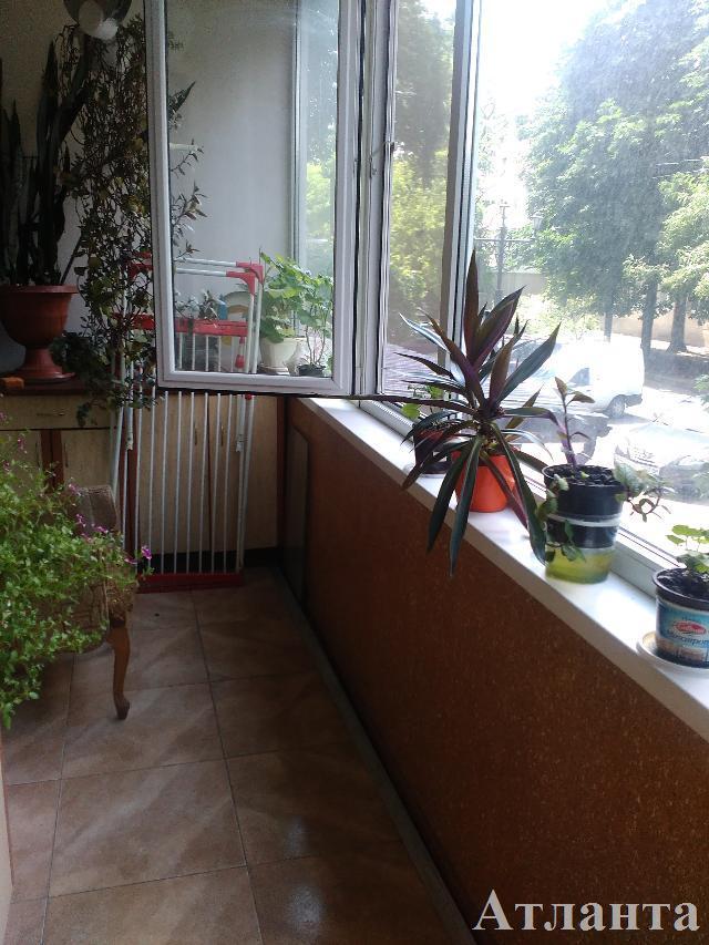 Продается 1-комнатная квартира в новострое на ул. Вишневского Ген. Пер. — 60 000 у.е. (фото №13)