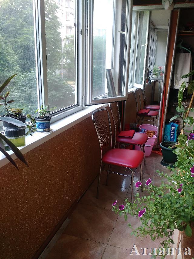 Продается 1-комнатная квартира в новострое на ул. Вишневского Ген. Пер. — 60 000 у.е. (фото №14)