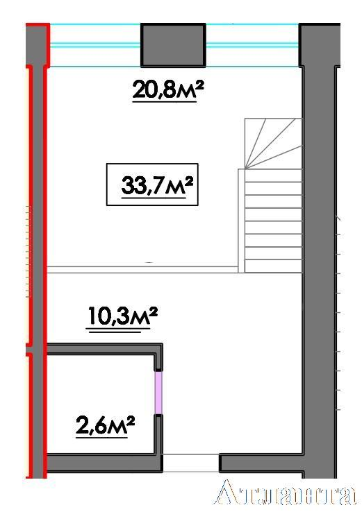 Продается Многоуровневая квартира на ул. 10 Апреля — 26 600 у.е.