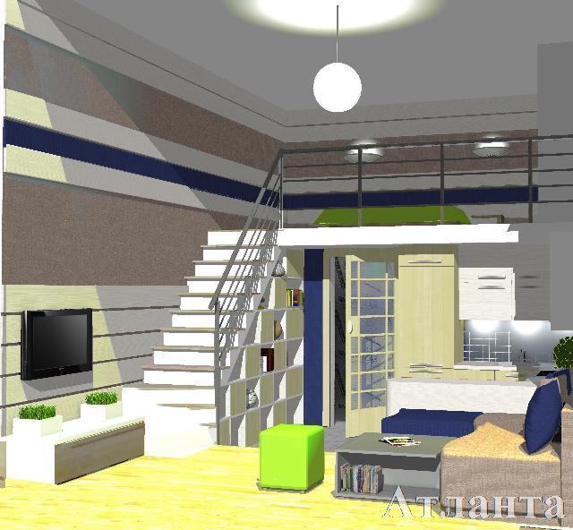 Продается Многоуровневая квартира на ул. 10 Апреля — 27 800 у.е.