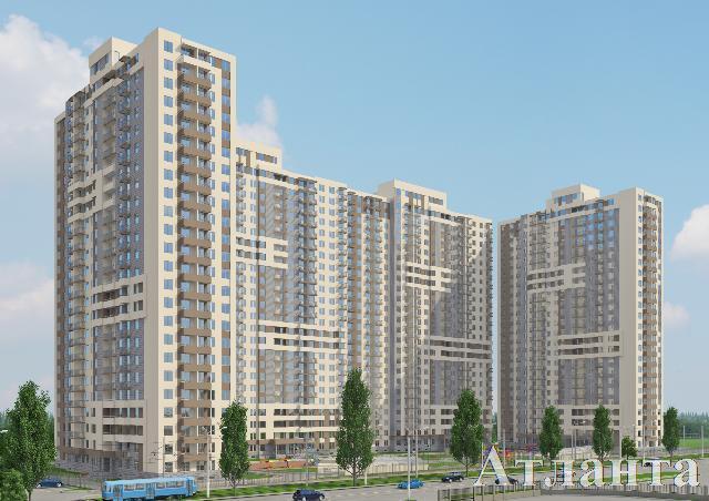 Продается 2-комнатная квартира в новострое на ул. Люстдорфская Дорога — 51 000 у.е.