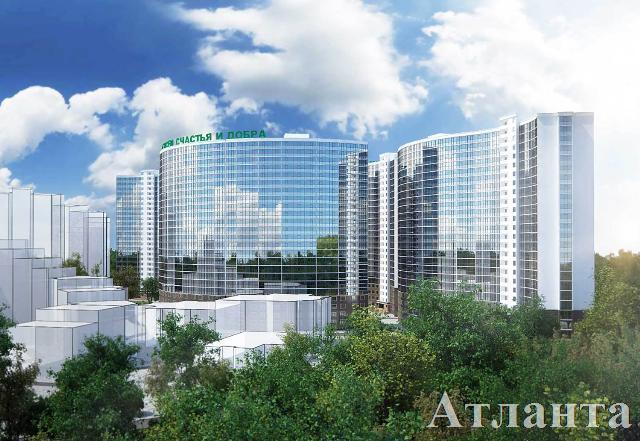 Продается 1-комнатная квартира в новострое на ул. Каманина — 36 470 у.е. (фото №2)