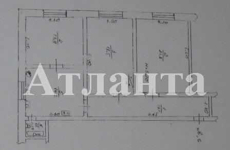 Продается 3-комнатная квартира на ул. Военный Сп. — 80 000 у.е. (фото №3)