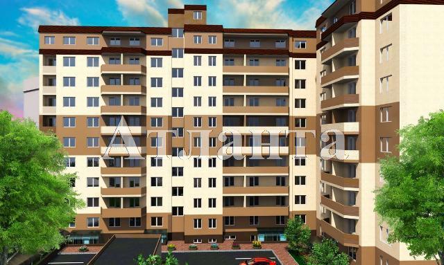 Продается 1-комнатная квартира в новострое на ул. Рихтера Святослава — 26 530 у.е. (фото №3)
