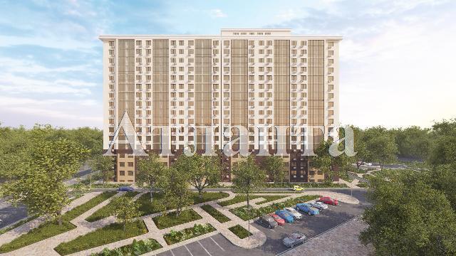 Продается 1-комнатная квартира в новострое на ул. Жм Дружный — 33 820 у.е. (фото №2)