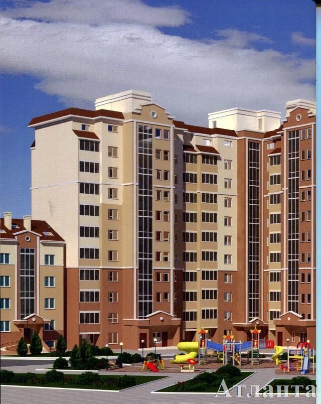 Продается 2-комнатная квартира в новострое на ул. Бочарова Ген. — 31 360 у.е.