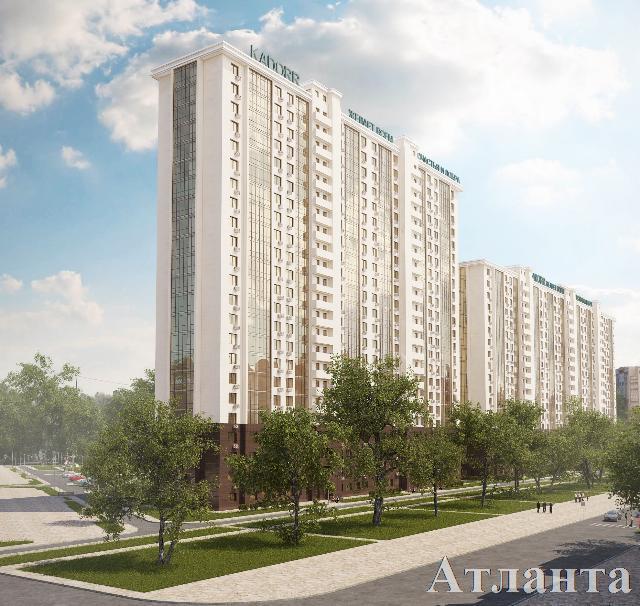 Продается 1-комнатная квартира в новострое на ул. Сахарова — 22 150 у.е. (фото №3)