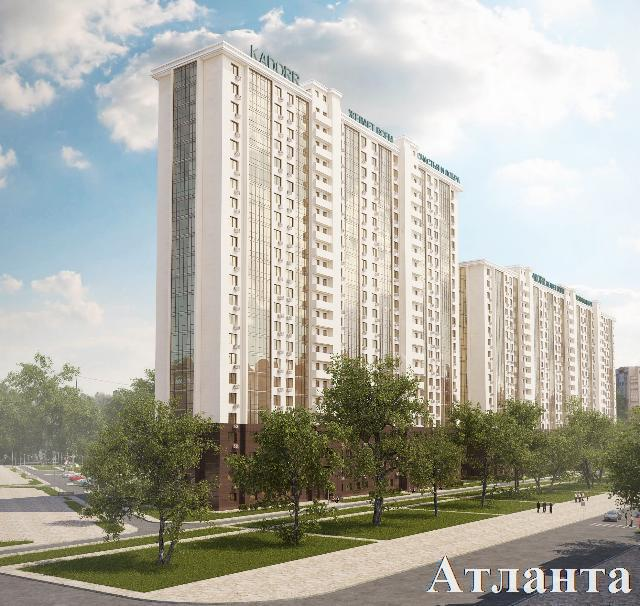 Продается 1-комнатная квартира в новострое на ул. Сахарова — 22 190 у.е.