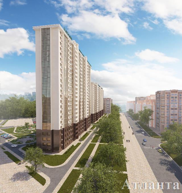 Продается 1-комнатная квартира в новострое на ул. Сахарова — 25 220 у.е.