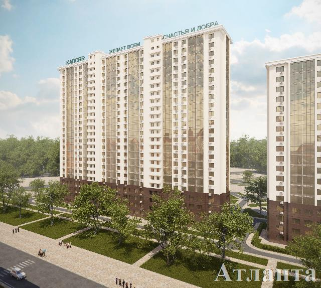 Продается 3-комнатная квартира в новострое на ул. Сахарова — 52 430 у.е.
