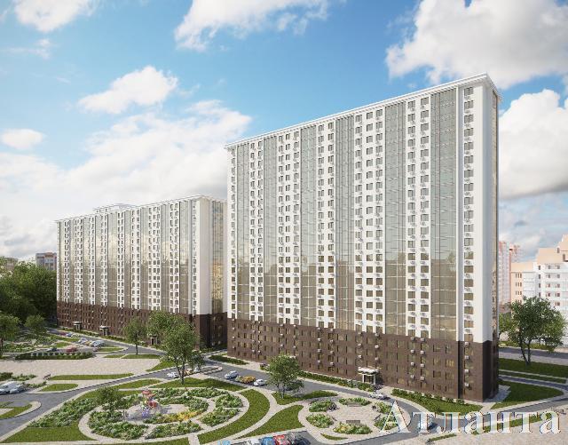 Продается 3-комнатная квартира в новострое на ул. Сахарова — 52 430 у.е. (фото №2)