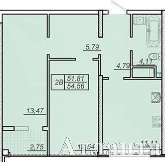 Продается 2-комнатная квартира на ул. Сахарова — 38 000 у.е. (фото №4)