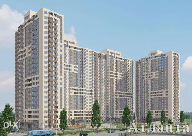 Продается 2-комнатная квартира в новострое на ул. Люстдорфская Дорога — 56 000 у.е.