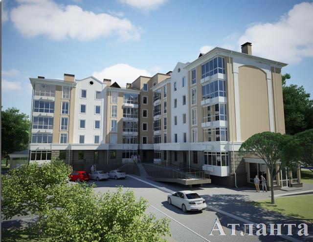 Продается 1-комнатная квартира в новострое на ул. Бочарова Ген. — 29 720 у.е. (фото №2)