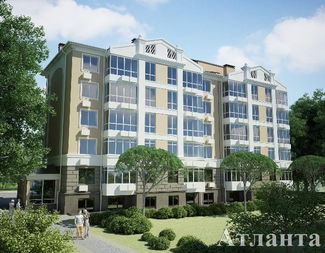Продается 1-комнатная квартира в новострое на ул. Бочарова Ген. — 29 770 у.е. (фото №2)