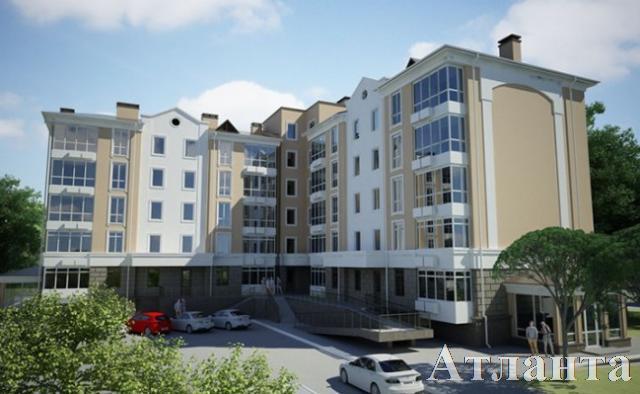 Продается 1-комнатная квартира в новострое на ул. Бочарова Ген. — 24 750 у.е. (фото №2)