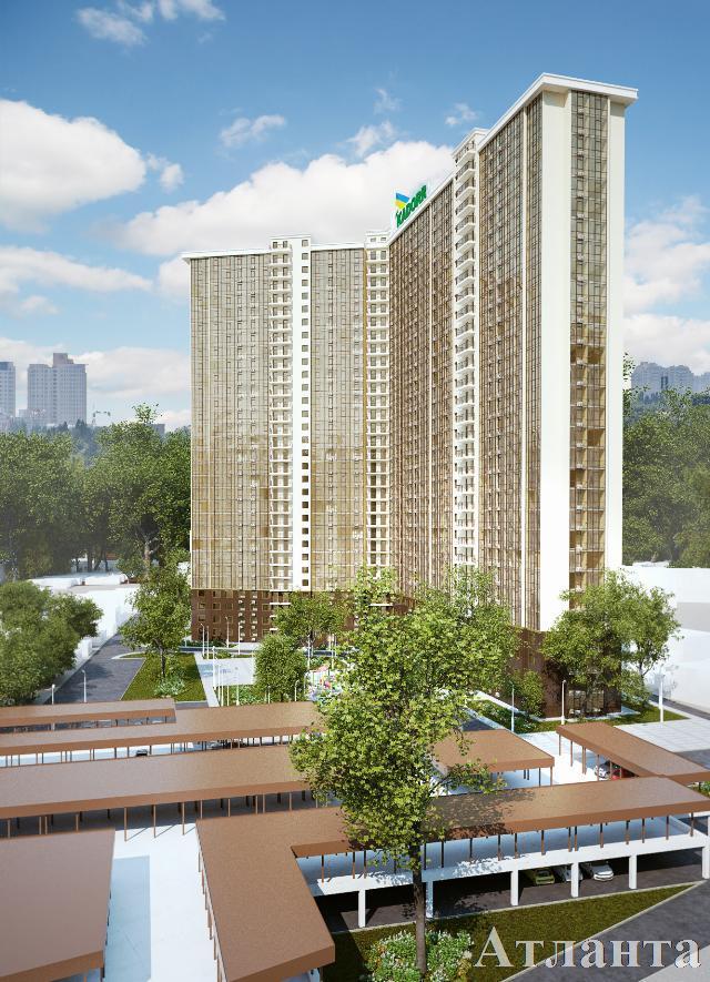 Продается 2-комнатная квартира в новострое на ул. Бассейная — 39 560 у.е. (фото №2)