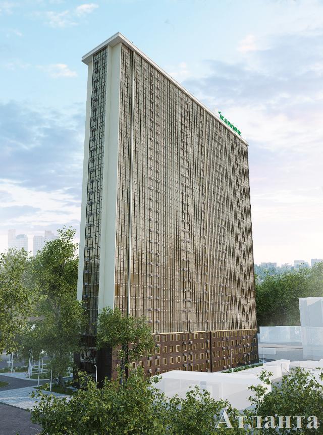 Продается 2-комнатная квартира в новострое на ул. Бассейная — 39 560 у.е. (фото №3)