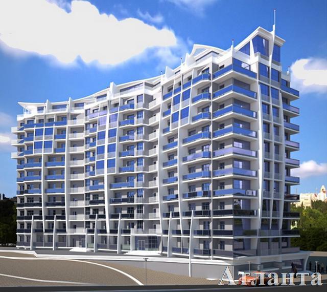Продается 1-комнатная квартира в новострое на ул. Ванный Пер. — 83 800 у.е.