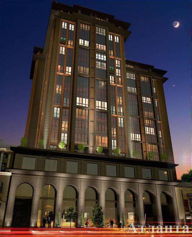 Продается 3-комнатная квартира в новострое на ул. Большая Арнаутская — 109 600 у.е.