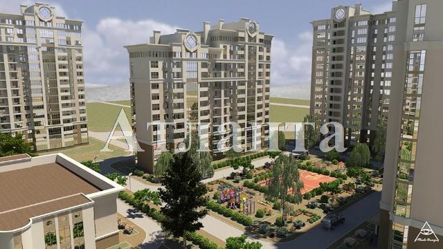 Продается 1-комнатная квартира в новострое на ул. Бочарова Ген. — 25 030 у.е. (фото №2)