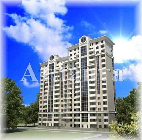 Продается 1-комнатная квартира в новострое на ул. Бочарова Ген. — 24 830 у.е. (фото №2)