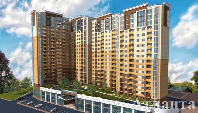 Продается 1-комнатная квартира в новострое на ул. Балковская — 28 530 у.е.