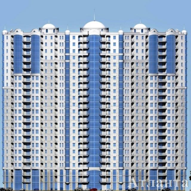 Продается 1-комнатная квартира в новострое на ул. Гагаринское Плато — 71 970 у.е. (фото №2)