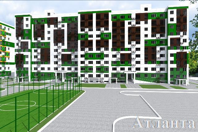 Продается 1-комнатная квартира в новострое на ул. Марсельская — 29 010 у.е.