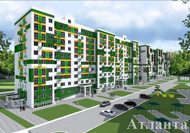 Продается 1-комнатная квартира в новострое на ул. Марсельская — 23 930 у.е. (фото №3)