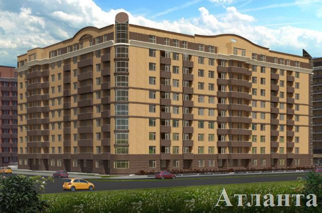 Продается 3-комнатная квартира в новострое на ул. 1 Мая — 44 700 у.е. (фото №2)