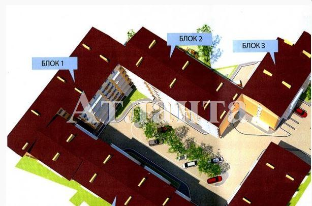 Продается 1-комнатная квартира в новострое на ул. Люстдорфская Дорога — 27 600 у.е. (фото №3)