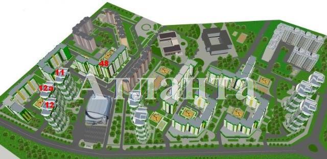 Продается 1-комнатная квартира в новострое на ул. Марсельская — 38 000 у.е. (фото №2)