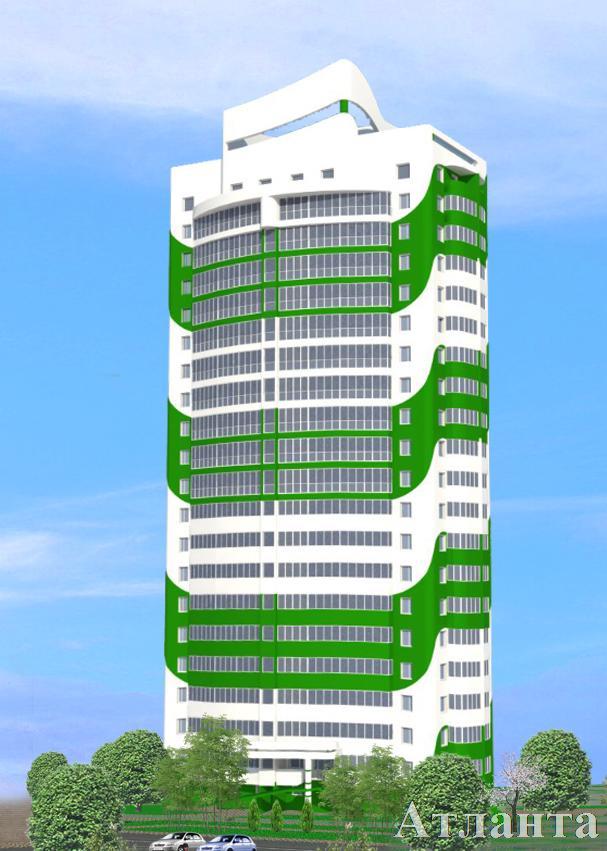 Продается 2-комнатная квартира в новострое на ул. Марсельская — 37 100 у.е.