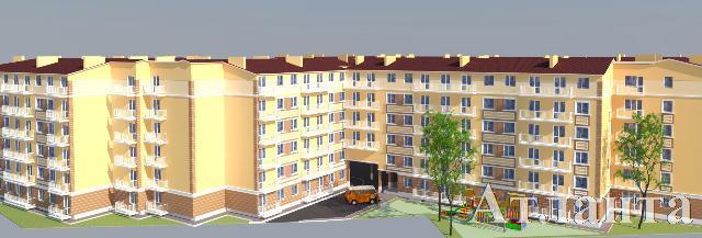 Продается 2-комнатная квартира в новострое на ул. Люстдорфская Дорога — 41 450 у.е. (фото №2)
