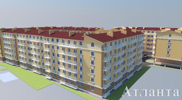 Продается 1-комнатная квартира в новострое на ул. Люстдорфская Дорога — 27 040 у.е.