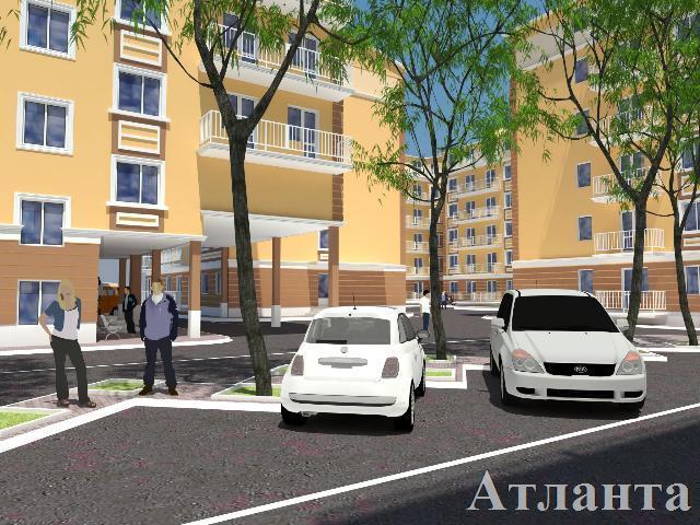 Продается 1-комнатная квартира в новострое на ул. Люстдорфская Дорога — 27 040 у.е. (фото №2)