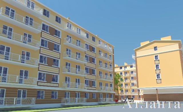 Продается 1-комнатная квартира в новострое на ул. Люстдорфская Дорога — 26 670 у.е. (фото №2)