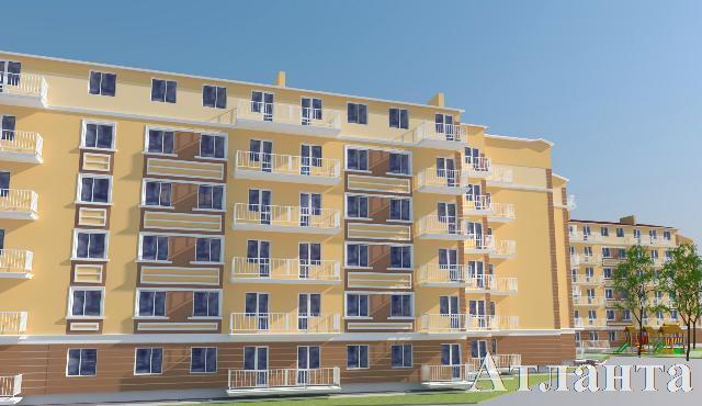 Продается 1-комнатная квартира в новострое на ул. Люстдорфская Дорога — 24 750 у.е.
