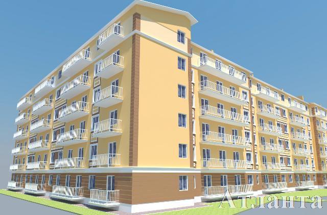 Продается 1-комнатная квартира в новострое на ул. Люстдорфская Дорога — 28 300 у.е. (фото №2)