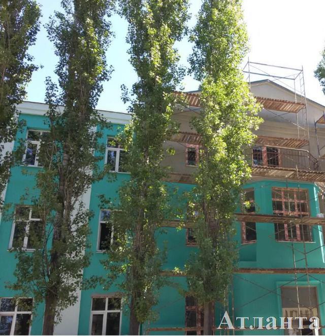Продается 1-комнатная квартира в новострое на ул. Пересыпская 7-Я — 15 340 у.е.