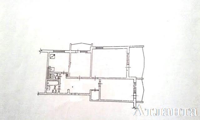 Продается 3-комнатная квартира на ул. Днепропетр. Дор. — 52 000 у.е. (фото №3)