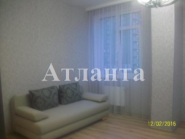 Продается 2-комнатная квартира в новострое на ул. Жемчужная — 58 000 у.е.
