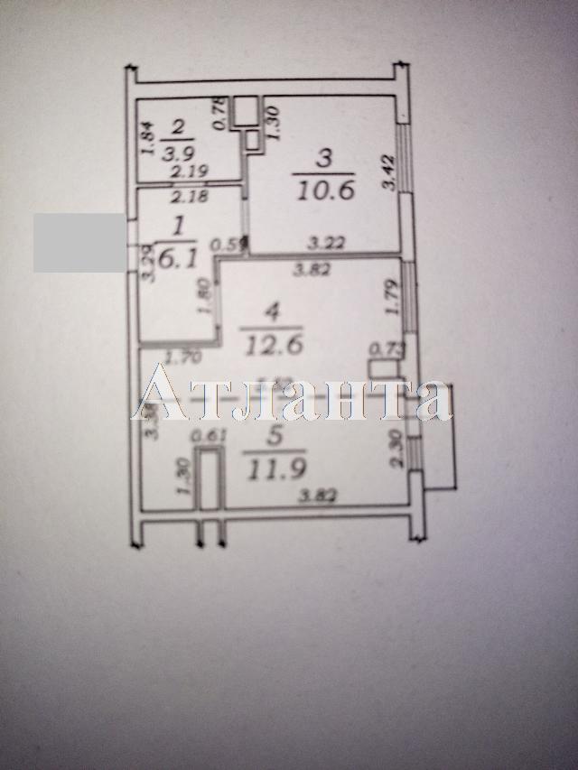 Продается 2-комнатная квартира в новострое на ул. Жемчужная — 58 000 у.е. (фото №9)