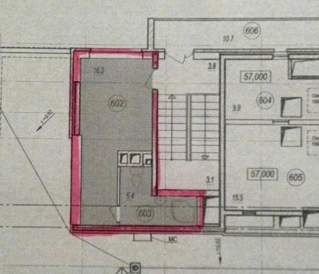 Продается 1-комнатная квартира в новострое на ул. Балковская — 17 000 у.е. (фото №2)