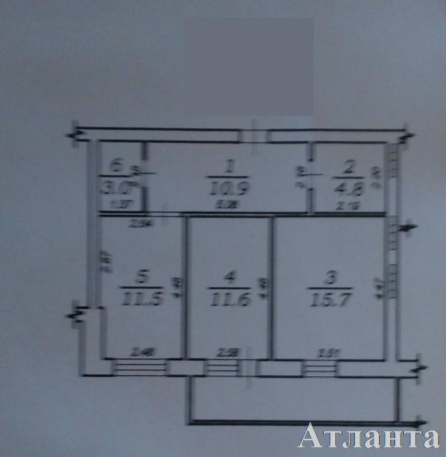 Продается 2-комнатная квартира в новострое на ул. Швыгина Ген. — 58 000 у.е. (фото №4)