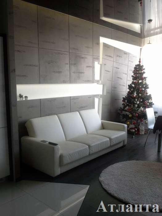 Продается 2-комнатная квартира в новострое на ул. Генуэзская — 160 000 у.е.