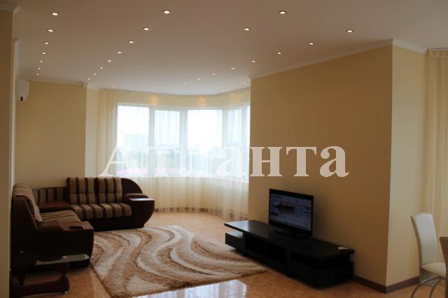 Сдается 2-комнатная квартира на ул. Среднефонтанская — 600 у.е./мес. (фото №3)
