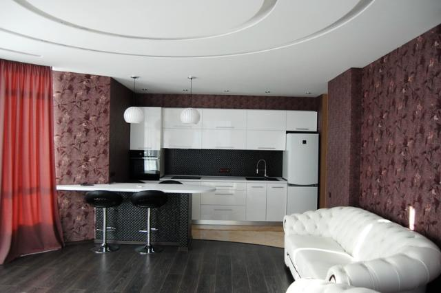 Сдается 1-комнатная квартира на ул. Бреуса — 373 у.е./мес.